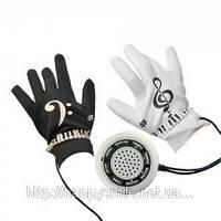 Piano gloves — электронные перчатки — пианино