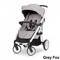 Детская прогулочная коляска EasyGo Quantum Grey Fox