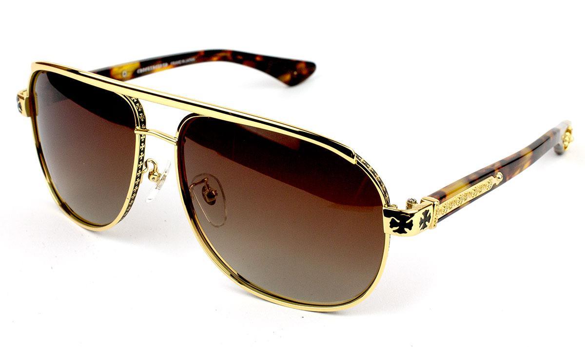 Солнцезащитные очки Chrome Heart BONEYARD-I-DT-HK