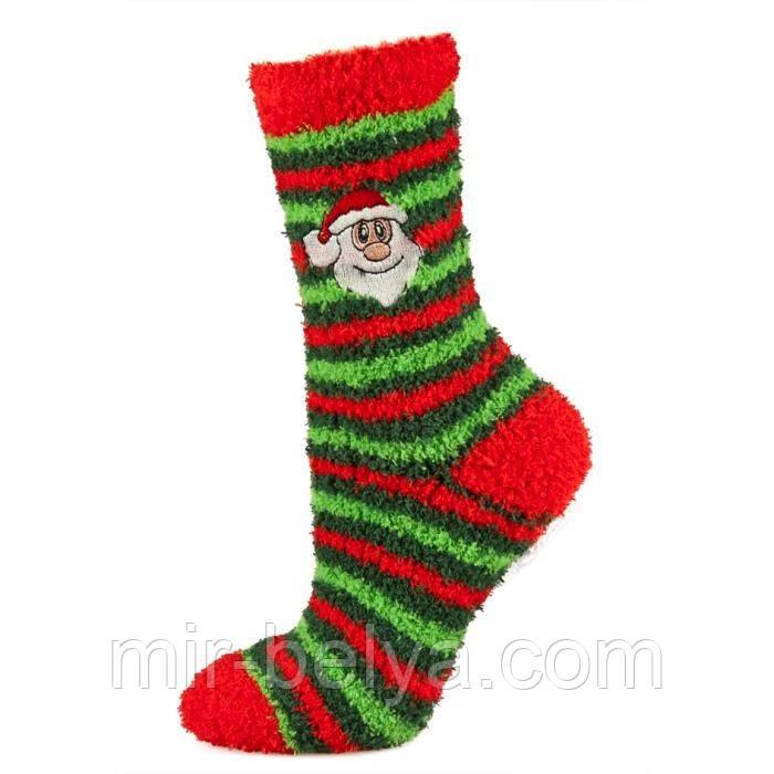 Женские теплые новогодние носки SOXO