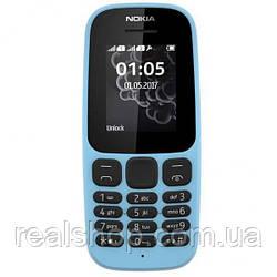 Nokia 105 Dual Sim New Blue