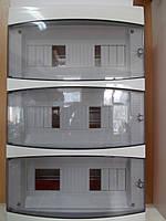 Щиток пластиковый BORSAN на 36 модулей (внутренний), фото 1