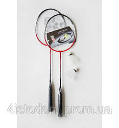 Набор для бадминтона Flash Badminton racket set B-121