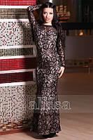 Платье вечернее гипюровое 603, фото 1