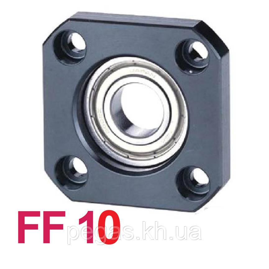 Концевая опора FF10, опора ШВП фланцевая FF10