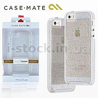 Чехол Case Mate Naked Tough, Sheer Glam для iPhone 5/5S/SE (SUPM46933) White