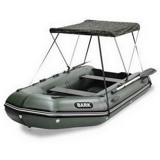 Лодочный тент на надувную лодку Bark BT-270