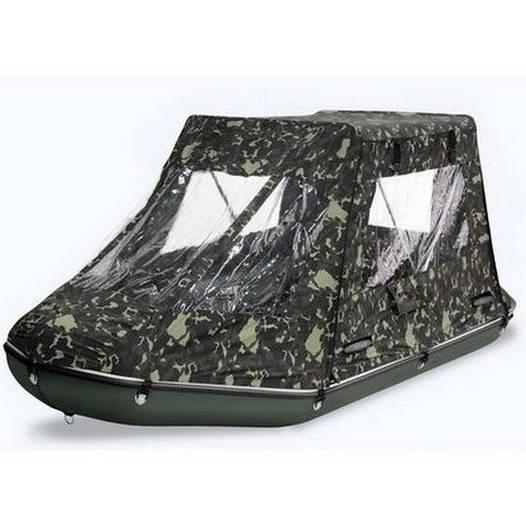 Лодочная палатка на надувную лодку Bark BT-330