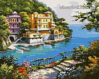 Картина по номерам Нарисованный рай худ. Сунг, Ким (VP212) 40 х 50 см, фото 1