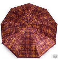 Зонт коричневый женский автомат AIRTON