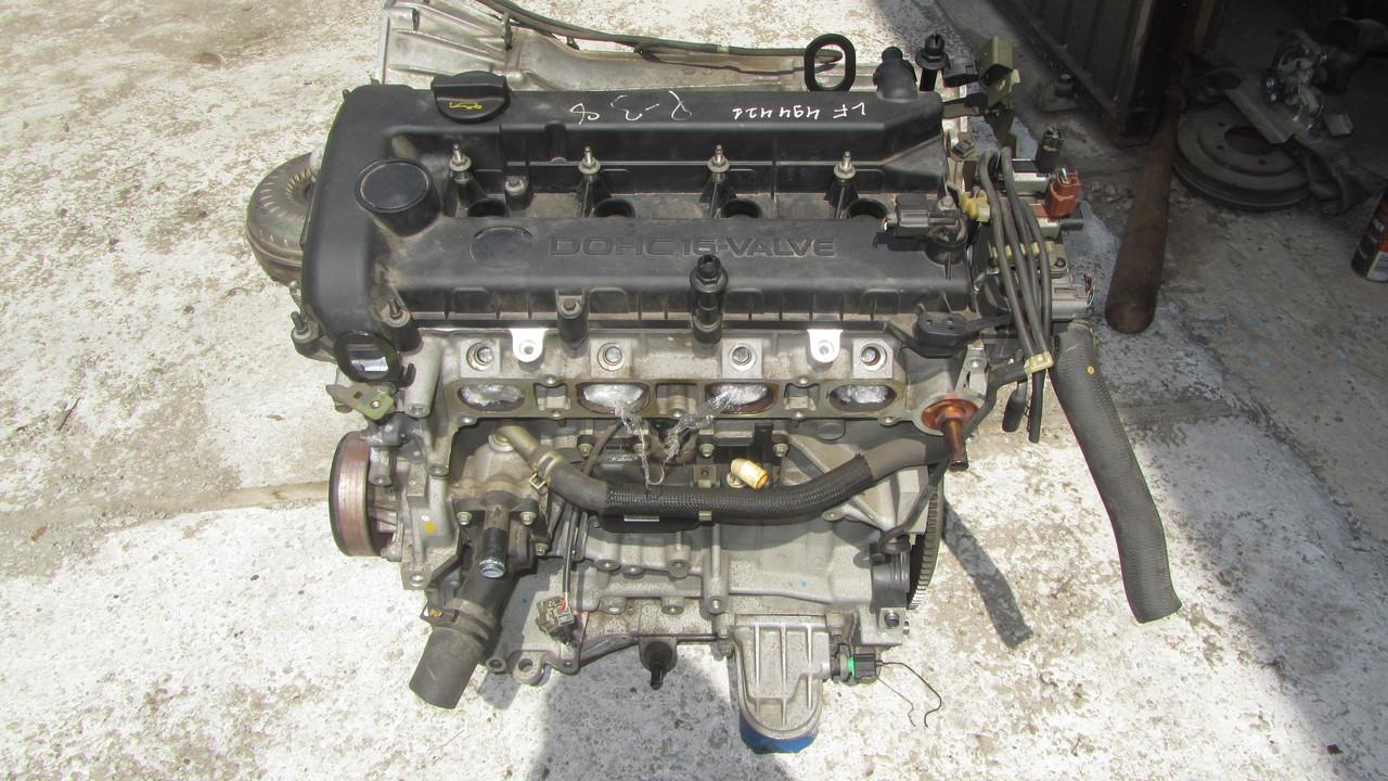 Двигатель 2.0i LF-DE Mazda 6 GG
