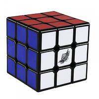 Кубик Рубика 3х3 Cyclone Boys Feiku (Чёрный со вставками из цветного пластика)