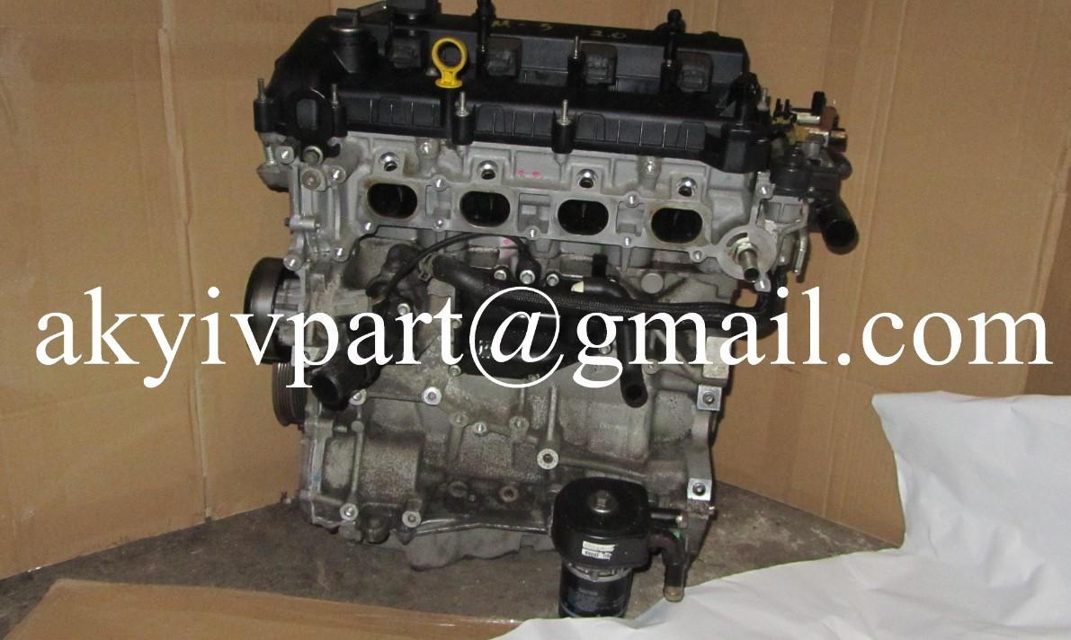 Двигатель 2.0i LF-VE Mazda 3 2006-2009