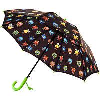 Зонт трость детский Kite монстрики, фото 1