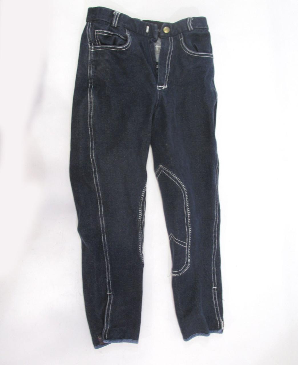 Штаны детские, верховые, Aeequs, под джинс, 140 см, Оч хор сост!