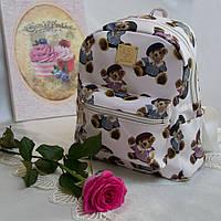"""Маленький женский рюкзак """"Тедди"""" Seven 425-8"""