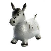 Детская игрушка надувной попрыгун - зебра, MS 0002
