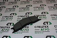 Колодка тормозная ZL50 полумесяц