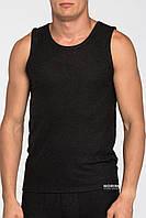 Термомайка мужская KIFA (ММТ-33) Черная