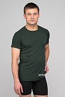 Термофутболка мужская KIFA реглан (ФМО-615) Зеленая NEW