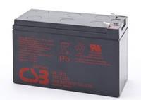 Аккумулятор CSB GP 1272 12V 7.2Ah