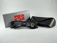 Солнцезащитные очки Ray Ban Wayfarer - модель 2140black