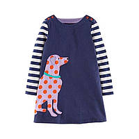 Платье для девочки Sweet Dog Jumping Meters