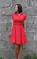 Платье коралловое Rinascimento размер в размере S