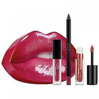 Набор для губ Huda Beauty «Lip Set»