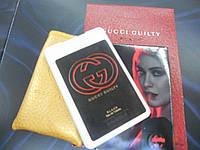 Женский пробник духов в кожаном чехле Gucci Guilty Black Pour Femme 20ml, фото 1