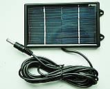 Светильник кемпинговый + зарядка от солнечной батареи Solar Led Light GR-025, фото 6