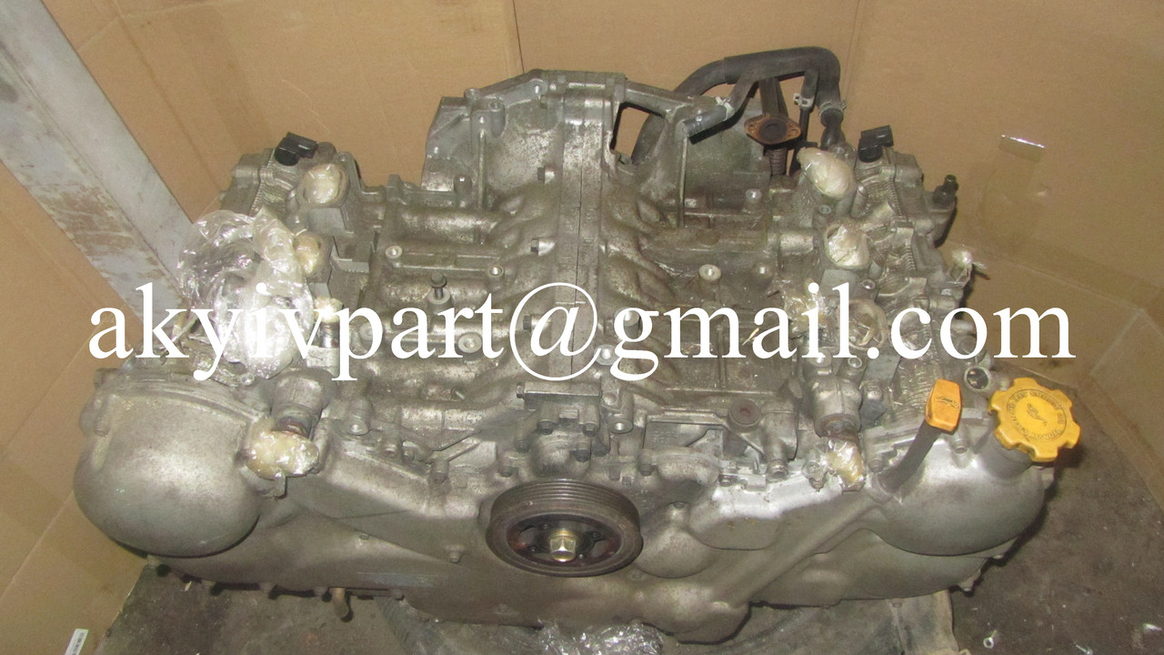 Двигатель 3.0i EZ30 Subaru Legacy B13 2003-2006