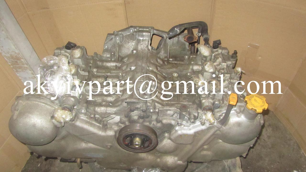 Двигатель 3.0i EZ30 для Subaru Outback B13 2003-2006