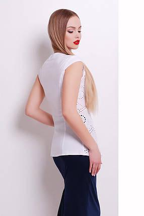 блуза Флори к/р, фото 2