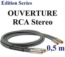 Кабель GOLDKABEL edition OUVERTURE RCA Stereo от 0,5м