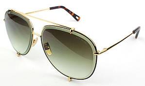 Солнцезащитные очки Dita 23007-B-BLK-GLD