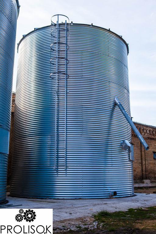 Силосы для зерна 120 т