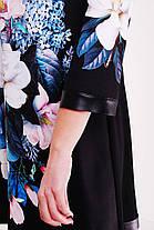 платье Тая-3ФК д/р GLEM Магнолии, фото 3