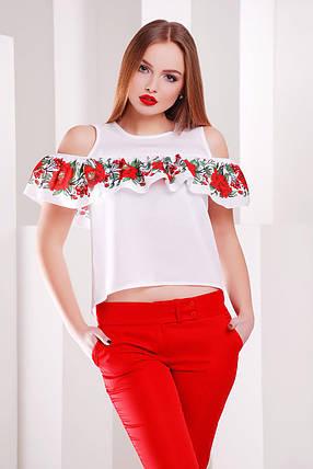 блуза  Маки-калина Марелина б/р GLEM, фото 2