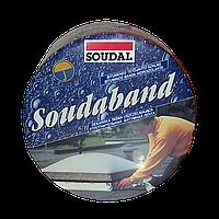 Soudaband terr - кровельная лента 7,5 см  (битумная)