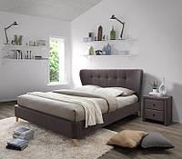 Ліжко двоспальне в спальню Польша Viena 160*200 Halmar