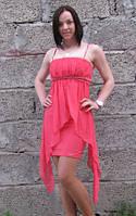 Платье коктейльное мини Rinascimento в размере S