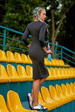 платье Макси д/р, фото 2