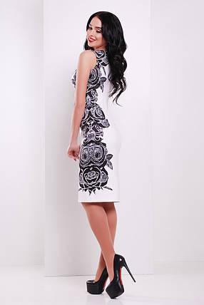 платье Леричи б/р GLEM Розы-кружево, фото 2