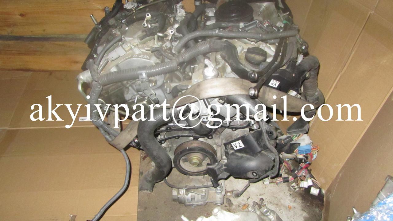 Двигатель 2.5i DOHC V6 Dual VVT-I 4GR-FSE LEXUS IS250 2005-2016