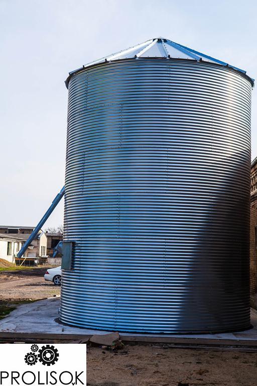 Зернохранилище 18 т