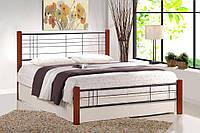 Ліжко двоспальне в спальню Польша Viera 160*200 Halmar