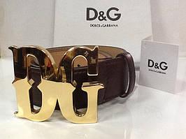 Ремень в стиле Dolce&Gabbana