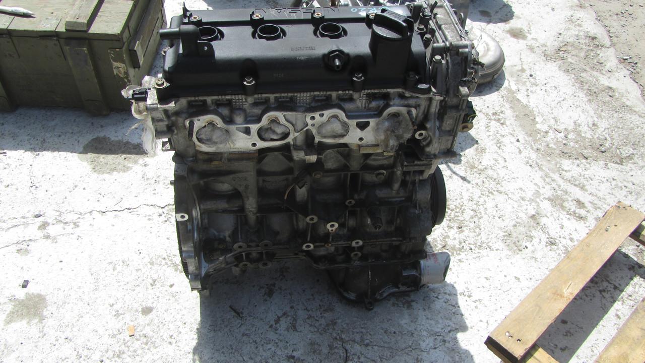 Двигатель 2.0 QR20DE NISSAN Primera P12 2002-2007