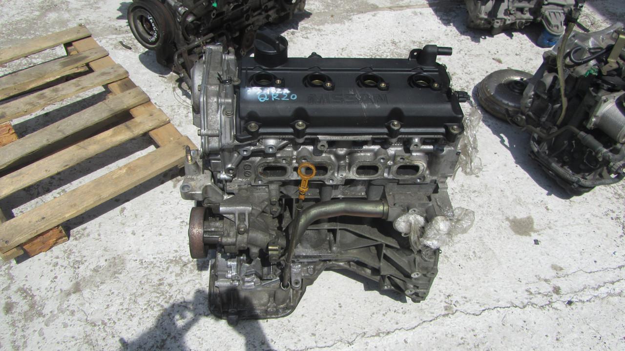 Двигатель 2.0 QR20DE NISSAN X-Trail T30 QR20-DE